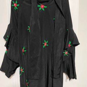 Sister Jane Embroidered dress with Bow